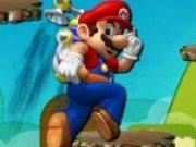 Joc de aventura cu Mario Zburatorul