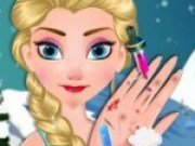 Elsa are probleme cu mana