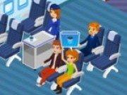 Jocuri cu stewardesse